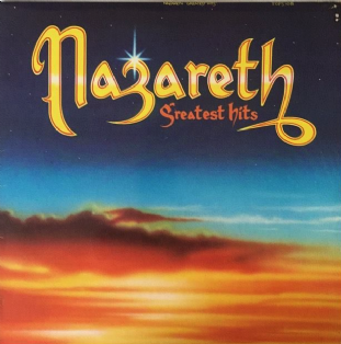 Nazareth - Greatest Hits (LP) (VG/VG)